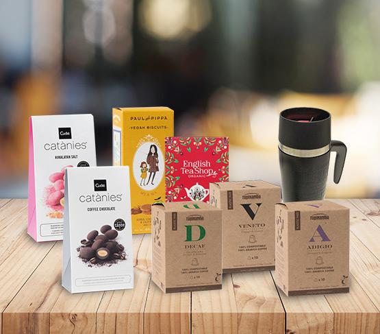 Pack Especial Coffee & Co. - Vuelta a la rutina