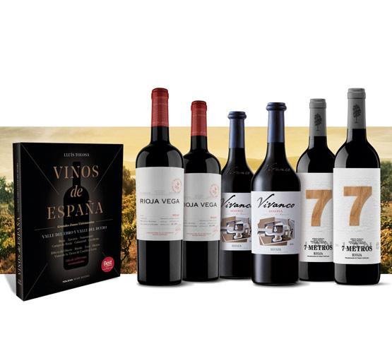 Selección de Vinos Mayo 21