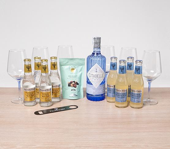 CELEBRA LA VIDA Gin & Tonic Time
