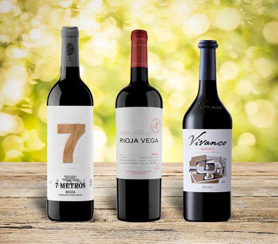 Trío Especial Rioja 21