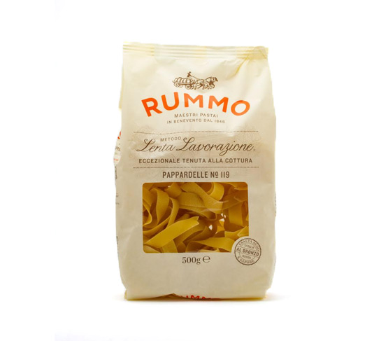 RUMMO Pappardelle Nidi nº 119 500g