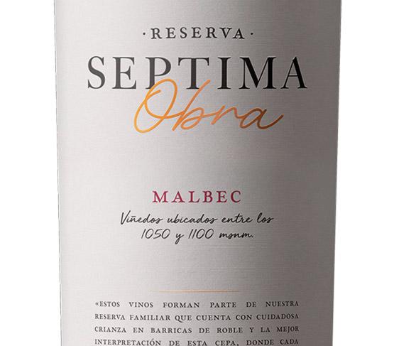 SEPTIMA OBRA Malbec 2019