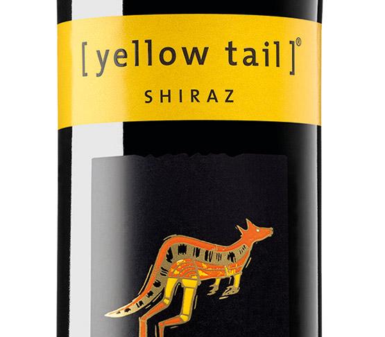 YELLOW TAIL Shyraz 2019